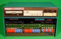 IMSAI Series 2 plus Minidrive